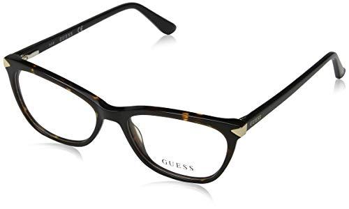 Guess Unisex-Erwachsene GU2668 052 52 Brillengestelle, Braun (Avana Scura), - Brille Guess Frames
