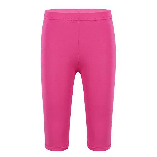 Iixpin Niñas Pantalones Cortos Deportivo Leggings
