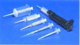 0.6 ml Syringe With Tips, Autoclavable, 100/PK