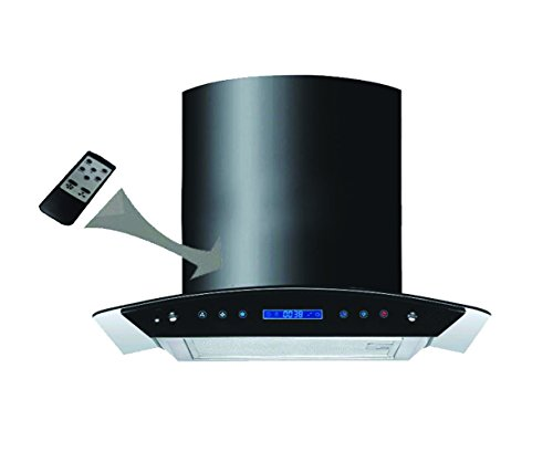 Effratech Glass wing Chimney Hood 60 cm (30 IN) (30 IN)