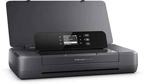 HP OfficeJet 200 Mobiler Tintenstrahldrucker - 2