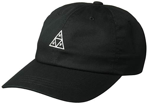 Imagen de huf  de béisbol triple triangle negro  ajustable alternativa