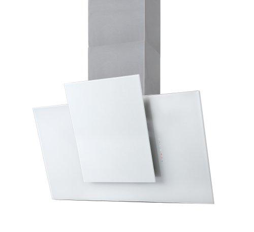 Nodor Nostrum700 white Zwischenbauhaube / 70 cm/Touch Control Sensortasten/weiß