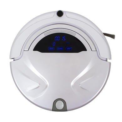 electriQ Intelligent Robotic Vacuum Cleaner with UV sterilization & Self Charging Dock