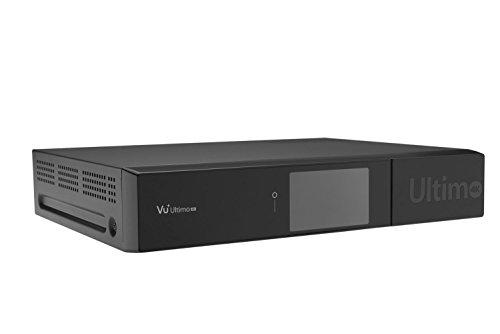dvb c receiver twin tuner VU+ Ultimo 4K 1x DVB-S2 FBC Twin/ 1x DVB-C FBC Tuner (PVR ready, Linux Receiver, Ultra High Definition 2160p)