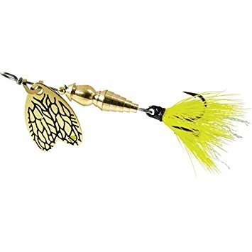 Mepps Thunder Bug Yellow May Gr.0 / 2,5gr