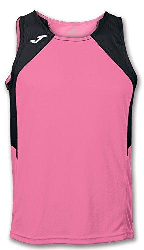 New Balance NB Ice 2E Camiseta, Mujer, Rosa (Vivid Coral), M amazon azul