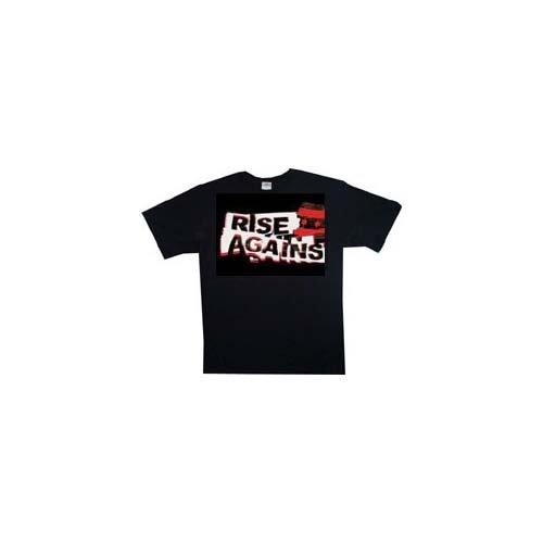 RISE AGAINST - FLAG T-Shirt Größe: XL -