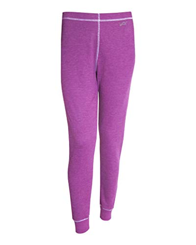 WATSONS Watson's Women's Double Layer Thermal Pant, Heather Purple, S -