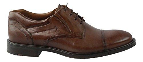LLOYD  Kovas, Chaussures de ville à lacets pour homme cognac