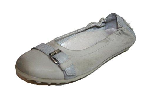 Cherie Kinder Schuhe Mädchen Ballerinas 7.507 (ohne Karton) Grau