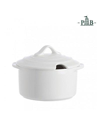 la Porcellana Menage Bol à fromage Manche de W/11 cm, Blanc