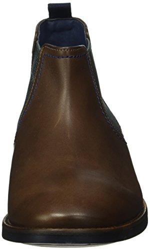 Sioux Scardino, Bottes Classiques homme Marron - Braun (sigaro)