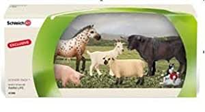 PACK FERME ANIMAUX X6