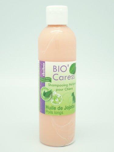 bio-caress-verlina-shampooing-pour-poils-longs-pour-chien-huile-de-jojoba-250-ml