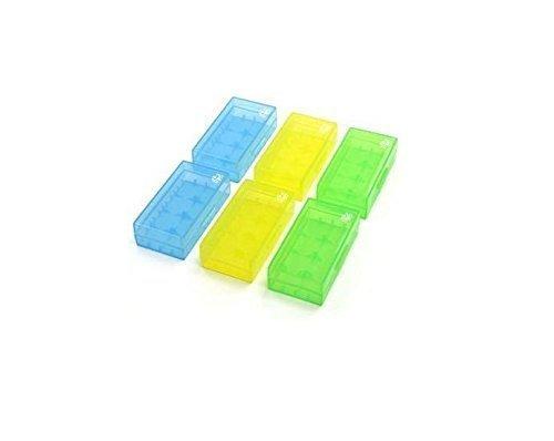 Kingstons 6pcs batteria valigetta per proteggere batteria