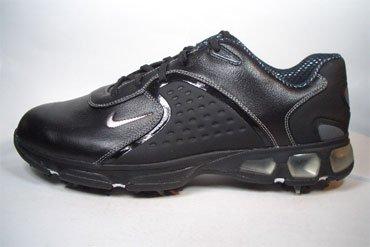 Nike Air Max Ringiovanire 317661001nero taglia 42.5/Us 9/UK 8/euro 27inch Scarpe da golf