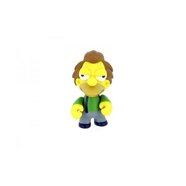 Kidrobot - Figurine Les Simpsons Kidrobot - Lenny Leonard 8cm - 8839750801382 1
