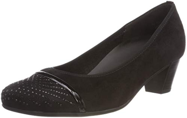 Gabor Comfort Basic, Scarpe con Tacco Donna | Il Più Economico  | Scolaro/Ragazze Scarpa