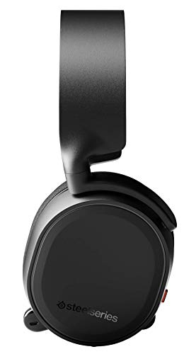 SteelSeries Arctis 3 2019 Console Edition Gaming Headset BLACK * NEW SEALED *