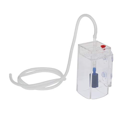 perfk Acryl CO2 Diffusor Belüfterstein Sauerstoff Belüfter für Aquarium Fisch Behälter -
