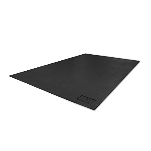 Bodymax 6' x 4' x 10mm Commercial Rubber Gym Mat