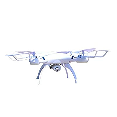 IrahdBowen RC Drone Large 40cm Unmanned Remote Control Aircraft Long Battery Life Quadcopter Altitude Hold 20 Minutes Long Battery Life RC Drone