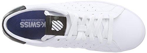 K-swiss Belmont Snake Damen Sneakers Weiß (bianco / Nero 102)