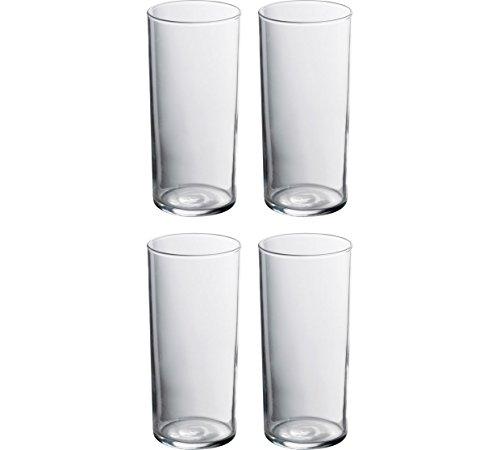 Home 4Pack HI BALL Gläser - 4 Hi-ball Gläser