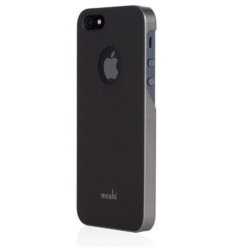 Moshi 99MO061001 iGlaze für Apple iPhone 5/5s/SE - Phone Moshi I 5