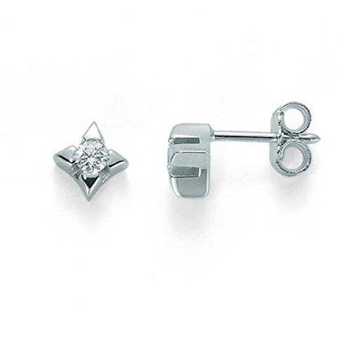 Orecchini Miluna punti luce diamanti ERD1590-016S