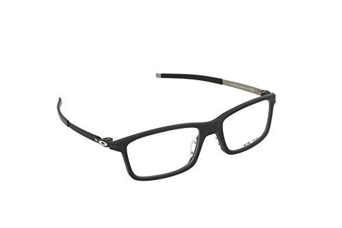 Ray-Ban Herren 0OX8050 Brillengestelle, Schwarz (Satin Black), 54