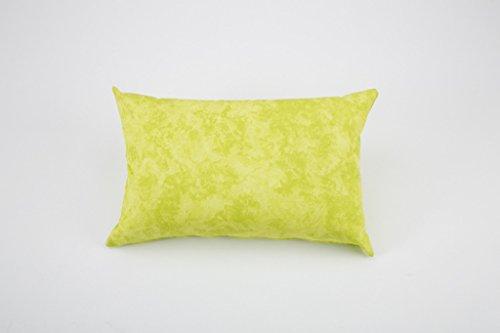 Eridaneo Cuscino Bombato NUVOLA, Colore: Verde Mela, Misura: cm 40X60