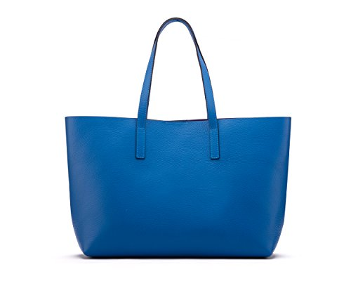 Sage Brown , Cabas pour femme taille unique bleu cobalt