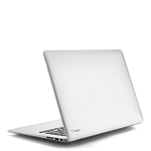 Belkin Snap Shield Cover Hartschalen-Laptop-Schutzhülle (für MacBook Air, 13 Zoll) transparent