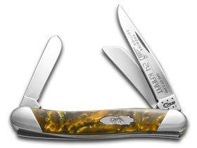 CASE XX Incliner Le Couteau De Poche Série 24 Carats Corelon Medium Stockman 1/2500