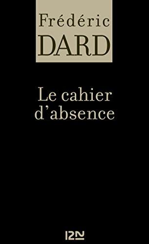 Le cahier d'absence