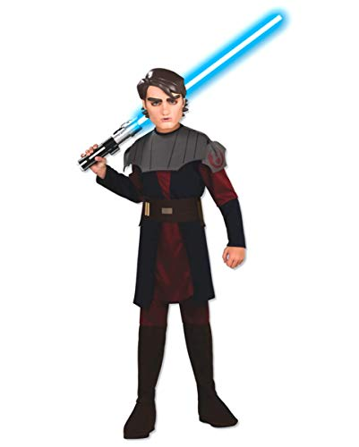 Baby Skywalker Anakin Kostüm - Horror-Shop Anakin Skywalker Kinderkostüm S