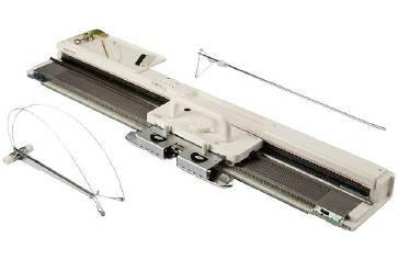 Silver Reed SK840 Elektronische Strickmaschine 60x150 - Reed Silver