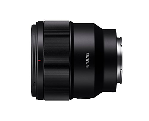 Sony SEL-85F18 Objectif 85 mm Ouverture F1.8 Plein Format pour Monture E Sony