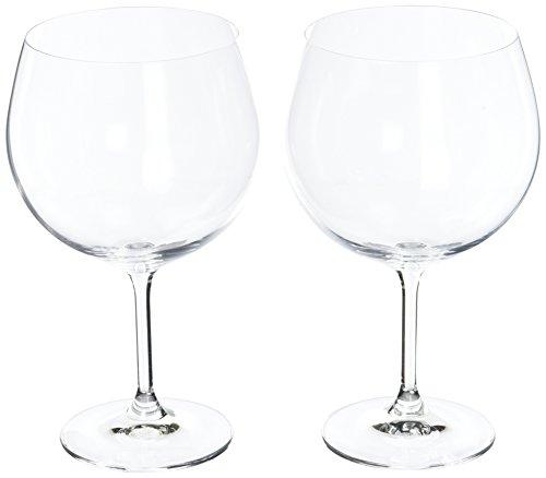 Vin Bouquet FIK 002 Set - Set de Gin Tonic, Incluye Vasos Cuchara y rallador