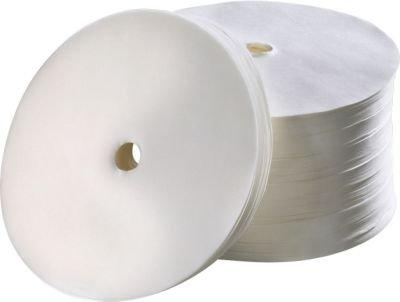 Bartscher Rundfilterpapier 1000er Ø 195mm