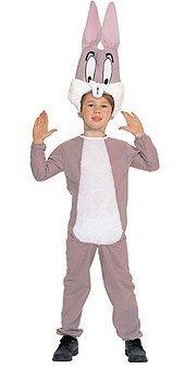 ny Kostüm für Kinder, Größe:S (Halloween-kostüm Bugs Bunny)
