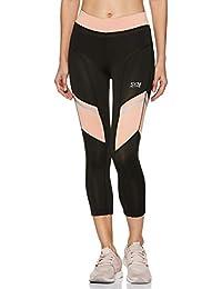 Amazon Brand - Symbol Women's Sports Capri