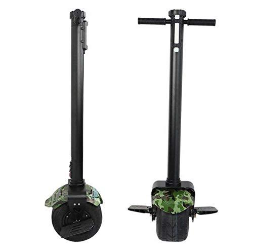 YAGUANGSHI Varilla de tracción Manual Todoterreno autobalanceo carrocería Coche niños Adultos Monociclo eléctrico,A
