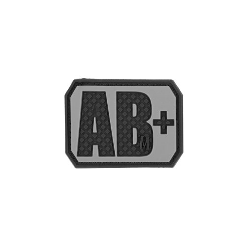 AB+ POS Blood Type Patch - Blood Type Patches