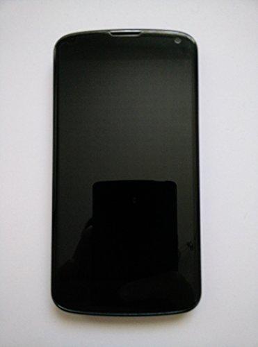 Google Nexus 4 Smartphone (11,9 cm (4,7 Zoll) Gorilla Glass Display, 1,5GHz Prozessor, 16GB interner Speicher, 8 Megapixel Kamera, Android 4.2) schwarz