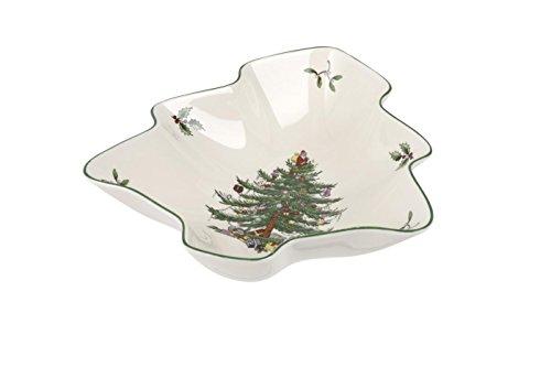 Spode Albero di Natale, in ceramica, multicolore