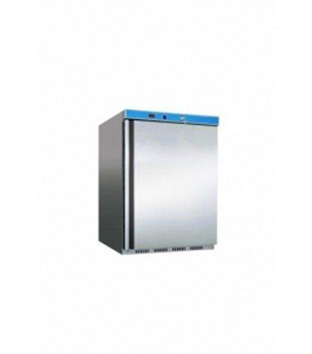 Saro HT 200 ss Tiefkühlschrank Edelstahl85 cm511 kWhJahr129 L Kühlteil129 L GefrierteilTüranschlag wechselbar