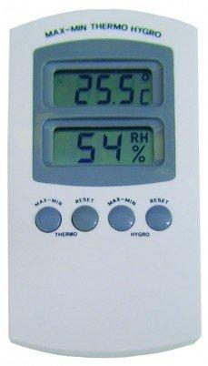 Hygro- Thermometer mit Min/Max Speicher